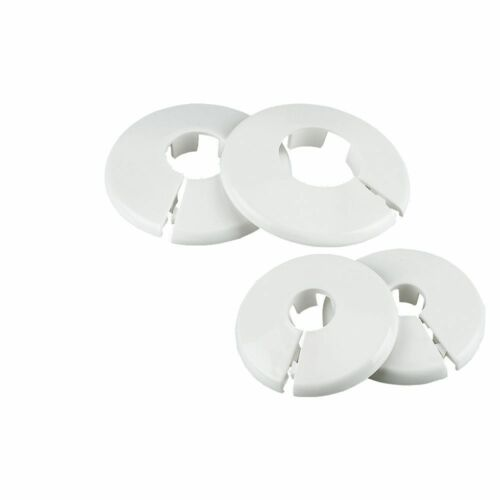 NEW Radiator water Pipe Collar 10mm White Pack of 10
