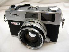CANON CANONET GIII , QL17 , 35mm CAMERA