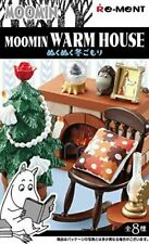 Re-ment MOOMIN WARM HOUSE  7 KNITTING SET for for dollhouse