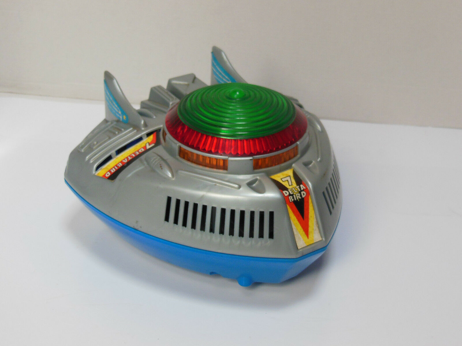 Nomura Delta Bird 7 Space Ship Toy Made in Japan anni 60 Funzionante