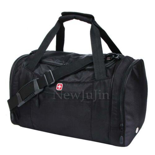 Swiss Gear Large Luggage Bag Travel Sports Duffle Gym Messenger Shoulder Bag 57L