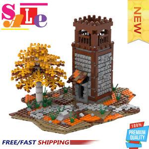 MOC-42970 Watch Tower 853 PCS Good Quality Bricks Building Blocks Toys