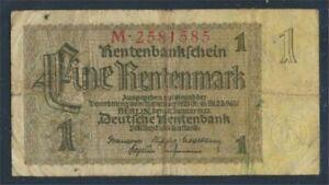 German-Empire-Rosenbg-166a-used-III-1937-1-Rentenmark-8197982