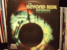 BEYOND REAL EXPERIENCE (VINYL 2LP)  1999!!  RARE!!  JIGMASTAS + AKIL + SPINNA!!!