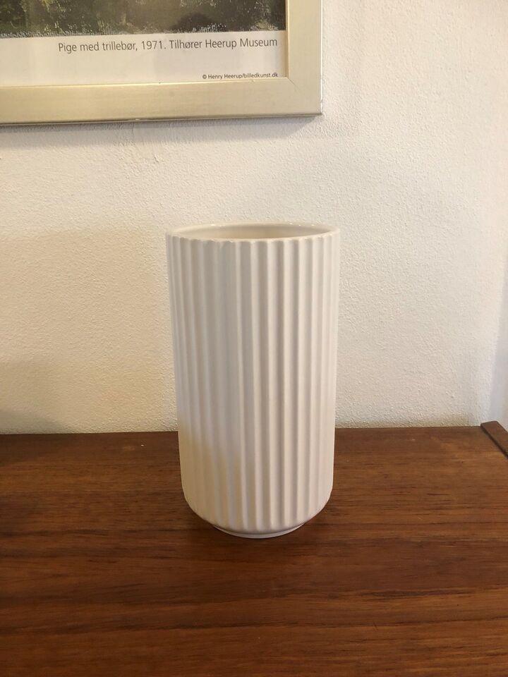 Porcelæn, Lyngby vase, Hilfling