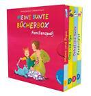 Meine bunte Bücherbox, Familienspaß von Martina Baumbach (2015, Gebundene Ausgabe)