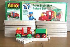 Brio 33024 Train Engineers Freight Set - Thomas,ELC,Bigjigs- Spare parts