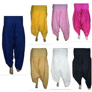 a10f802beb Details about Wholesale 10pc Readymade Indian Suit PATIALA/ Patiyala SALWAR  Women/Ladies Pants