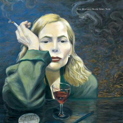 Art print POSTER CANVAS Joni Mitchell in Window