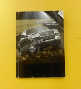pickup truck   ford owners owners manual