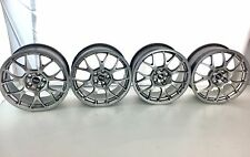 08-15 Mitsubishi Evolution Evo X  MR OEM BBS Wheels Rim 18x8.5 +38 Full Set rims