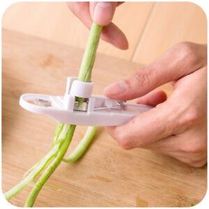French-Runner-Green-Bean-Slicer-Cutter-Bean-Stringer-Remover-Peeler-Shredder