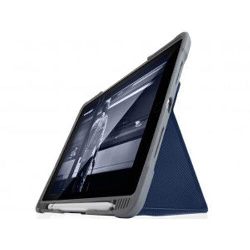 Stm Dux Boîtier Robuste Apple Ipad 5ème & 6th Génération 9.7 Bleu (  222 190jw