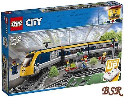 60197 Personenzug /& 0.-€ Versand /& NEU /& OVP ! LEGO® City Eisenbahn