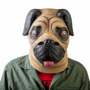 Madheadz-Party-Mask-Pug-Pet-Lover-Cute-Small-Breed-of-Dog-Adorable-Animal