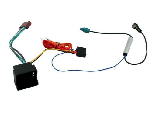 Audi A6 Radio CD Stéréo pour autoradio ISO Wiring Harness Lead Adaptateur CT20VW03