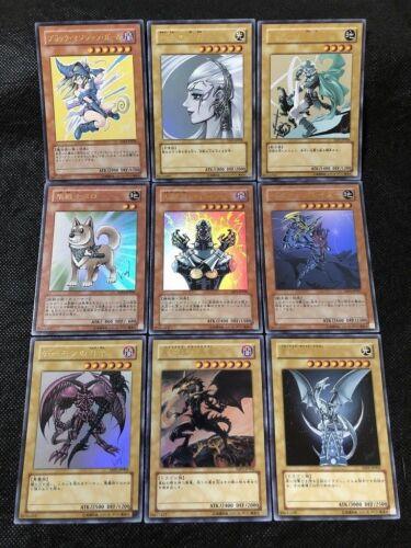 Japan Yu-Gi-Oh Anniversary Pack Complete Set YAP1 Ultra Rare Japanese Yugioh