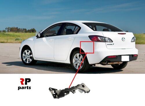 Pour Mazda 3 berline 2009-2012 Nouveau Pare-chocs Arrière Support à Gauche N//S
