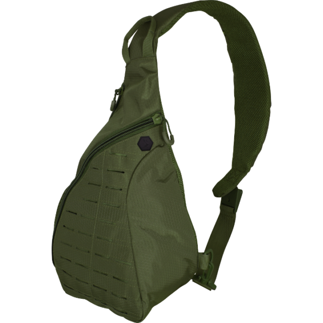 Viper Tactical Banshee Pack Hiking Travel MOLLE One Strap Shoulder Bag Green e52b4a3045b8e
