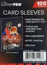 Ultra Pro Soft Penny Sleeves Sports Card Holders - 13234