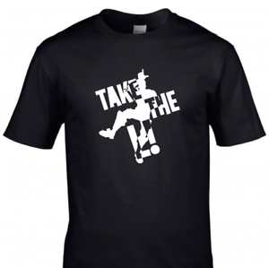 Fortnite Take the L Kids T-Shirt Boys Girls Tee Top