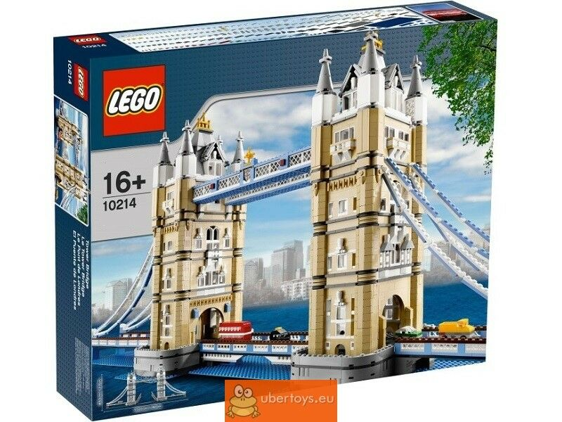 LEGO  10214 Creator Tower Bridge  supporto al dettaglio all'ingrosso
