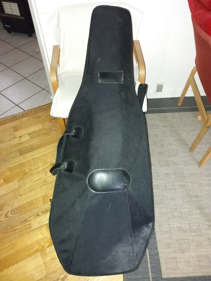 Soft case til en, Cello