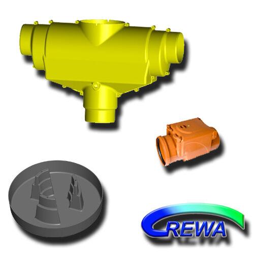 Cisterne FILTRO f-100xl + rückspüldüse, skimmer, riflusso e pentola di mandata