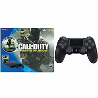 PlayStation 4 Slim COD Infinite Warfare 500GB Console + Playstation 4 Controller