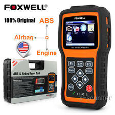 ABS Airbag SRS Reset OBD2 Code Reader SAS Diagnostic Scanner Foxwell NT630 Pro