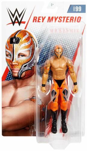 Mattel Sealed WWE Figures Brand New Basic Series 99