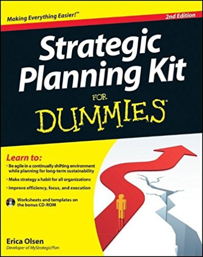 Strategic Planning Kit For Dummies (For Dummies BOOK NEUF