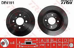 Jazz 1.2 1.4 Petrol 02-08 Set of Front Brake Pads