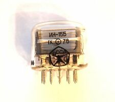 IN-15B 1PCS NEW NIXIE TUBE NOS 100% GARANTY WORKING IN12 IN-12A IN-12B IN15B