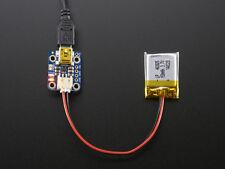 Mini Lipo w/Mini-B USB Jack - USB LiIon/LiPoly charger [1905]