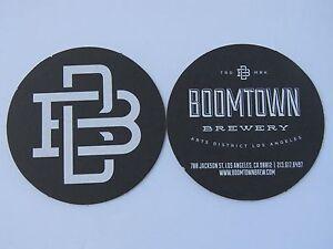 Bier & Brauerei Bier Untersetzer ~ Angel City Brewery ~ Los Angeles,kalifornien ~ Bier & Bierdeckel