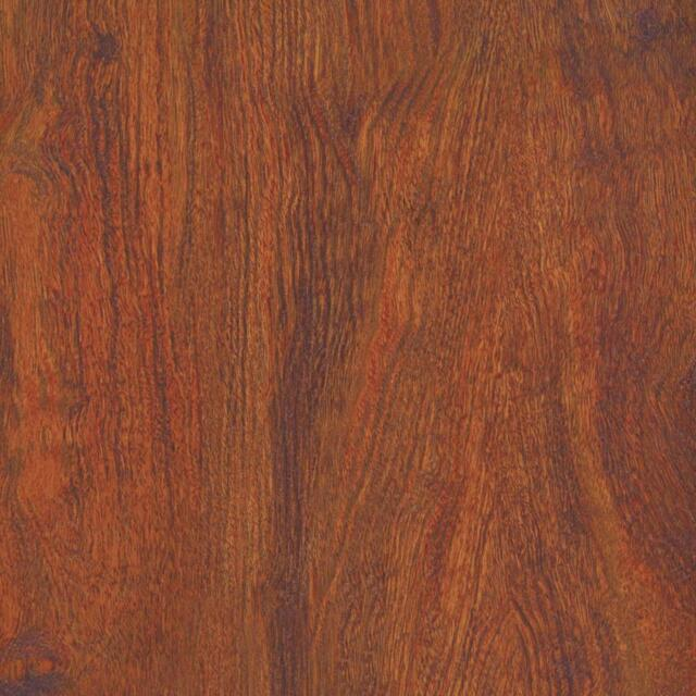 Cherry Faux Wood Vinyl Plank Flooring Floor Water Scratch