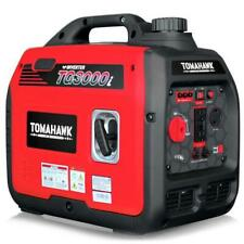 Tomahawk Tg3000i Inverter 3000w Ultra Quiet Homerecreational Powered By Honda