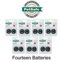 Petsafe Rfa-67d-11 Batteries 6 Volt 7-packages Of 2 Batteries Total 14 Batteries