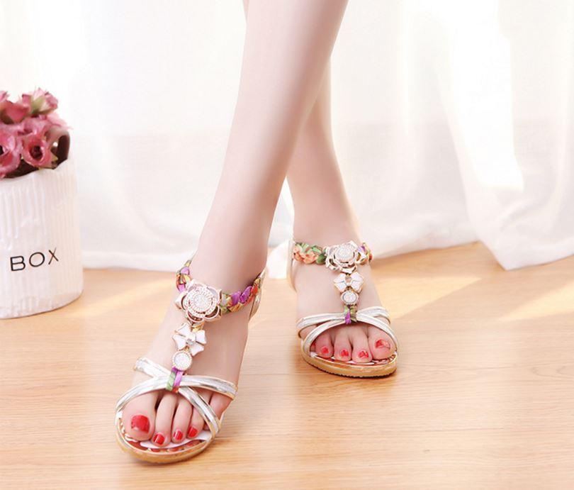 Gentlemen/Ladies Princefly 2018 Bohemia Beach Sandal - Size:8(39) ~ Modern New ~ Elegant shape Modern ~ and stylish fashion Very practical RN2608 fa5025