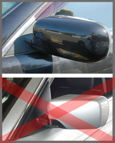 BMW E39 5-SERIES// E38 7-SERIES MIRROR COVER,PRIMED,LEFT-DRIVER SIDE 51168165115