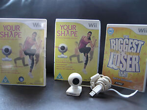 Wii-YOUR-SHAPE-Motion-Tracking-Camera-amp-THE-BIGGEST-LOSER-Fit-Bundle-Nintendo