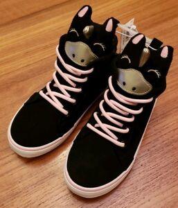 Shoes Black \u0026 Pink NO TIE! #32119 | eBay