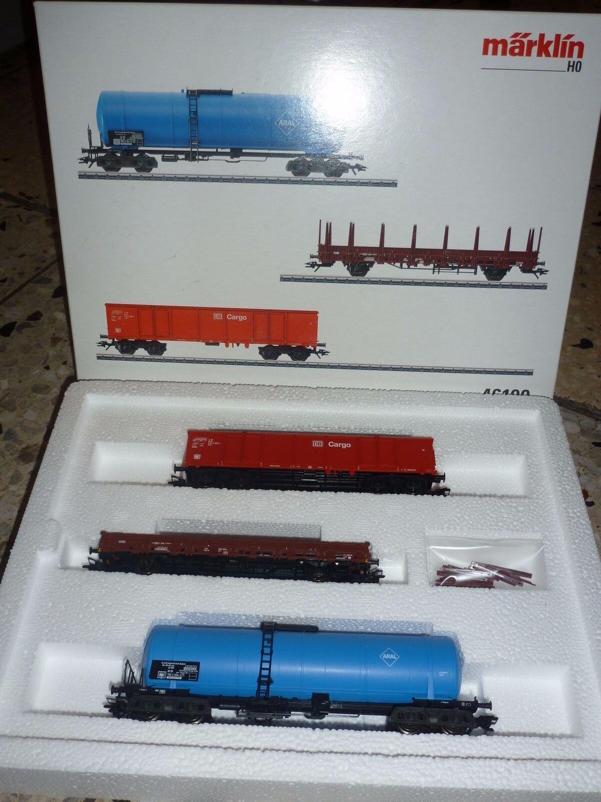 , auto-Set di moderni trasporto merci n. 46190 3 pezzi