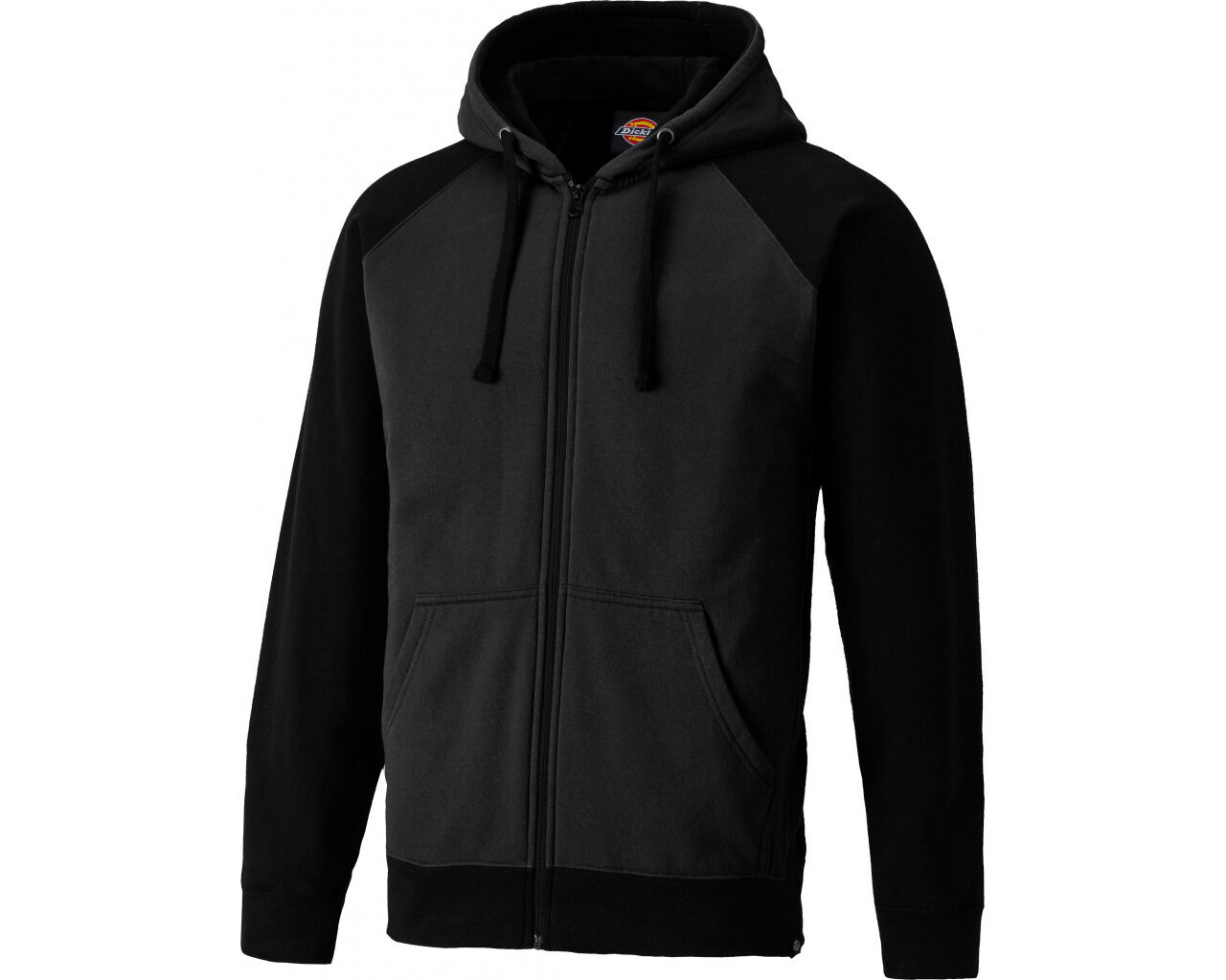 Dickies Two Tone Work Uniform Hooded Sweatshirt SH3009 FREE SOCKS