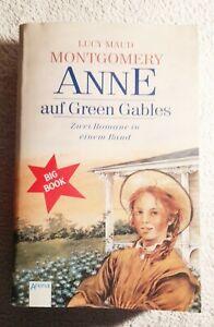 Anne auf Green Gables zwei Romane in einem Band Lucy Maud Taschenbuch Buch Gut