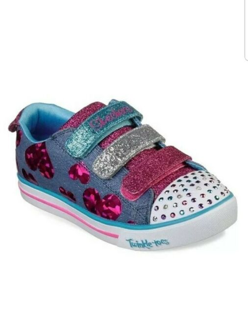 Skechers Girl's Twinkle Toes Sparkle