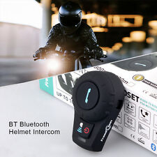 BT interphone Bluetooth Motorbike Motorcycle Multi helmet intercom Headset 500M