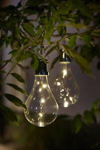 Solaire Ampoule Luxform Suspension Lampe Solaire