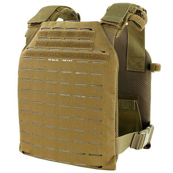 CONDOR LCS SENTRY PLATE CARRIER 201068 LASER CUT MOLLE TACTICAL   TRAINING VEST